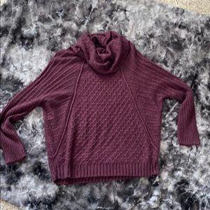 Apt. 9 cowl neck sweater